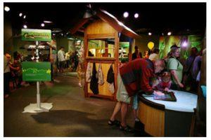 Free Rainforest Adventure Exhibit at Crown Center