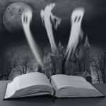 Halloween Ghost Stories in Parkville Nature Sanctuary