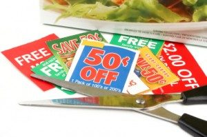 Grocery Coupons Page