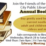 North Kansas City Public Library Annual Book Sale