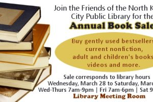 North Kansas City Public Library Annual Book Sale