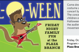 Free Howl-O-Ween Concert