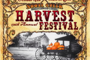Harvest Festival at the Shoal Creek Living History Museum