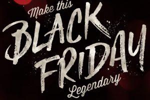 Legendary Black Friday Shopping Event at Legends Outlets
