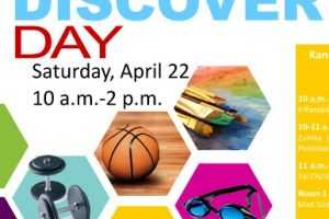 Free Discover Day at KC Parks Community Centers