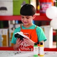 Free Workshop for Kids at Home Depot