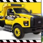 Massive Tonka Truck and Minions take Over Union Station