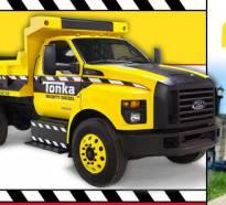 Massive Tonka Truck and Minions take Over Union Station