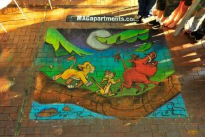 FREE Chalk & Walk Festival at Crown Center