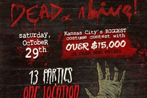 Free Dead or ALive! Halloween Party