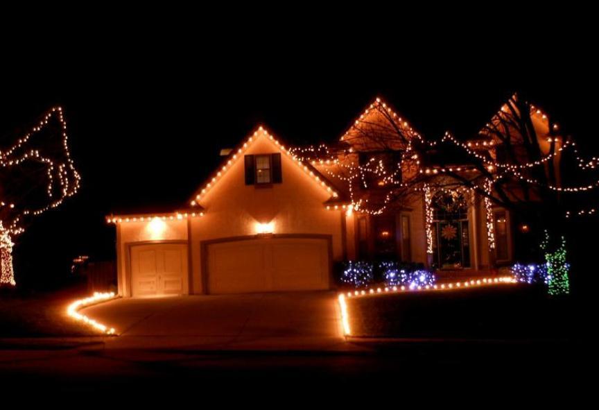 Best Holiday Light Displays in Kansas City - Kansas City on the Cheap