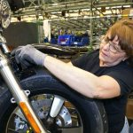Free Tours of Harley-Davidson Plant