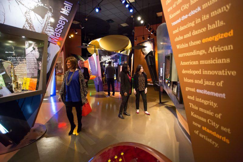 Museums in Kansas City - American Jazz Museum