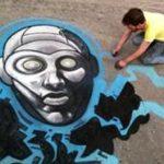 Free Chalk Walk Festival