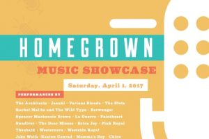 Homegrown Buzz Music Showcase