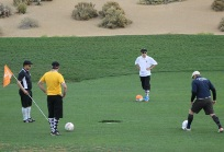 Free FootGolf at Tomahawk Creek Golf Course
