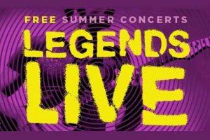 Legends Live Free Summer Concert Series