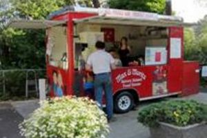 Food Truck Friday at Union Cemetery