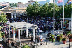Free Concerts at Zona Rosa