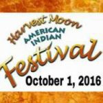 Free Admission to Harvest Moon American Indian Festival