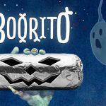 $3 Booritos at Chipotle on Halloween Night