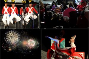 FREE Admission to Christmas in the Sky