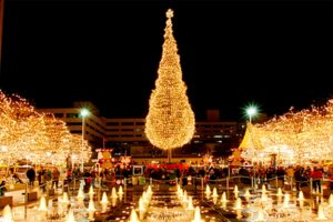 FREE Mayor's Christmas Tree Lighting Ceremony