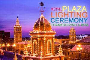 FREE Plaza Lighting Ceremony