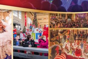 FREE Holiday Kickoff and Indoor Lighting Ceremony at Union Station