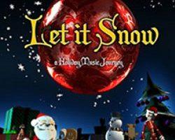 "$3 ""Let It Snow"" Show at Arvin Gottlieb Planetarium"