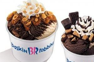 Baskin-Robbins: Get ice cream scoop for $1.50