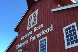 Deanna Rose Children's Farmstead Opening Day