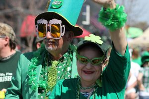 Free St. Patrick's Day Party in the Power & Light District