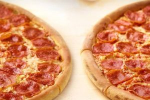 Papa John's: Earn free large pizza with $15+ online order