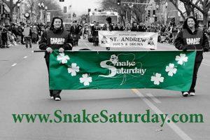 FREE Snake Saturday Parade & Festival