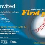 Free Admission to Greater Kansas City Day First Pitch Party
