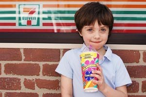 7-Eleven: Bring-your-own-cup Slurpee for $1.50