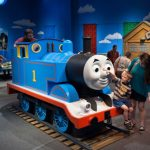 Free Thomas & Friends: Explore the Rails Exhibit at Crown Center
