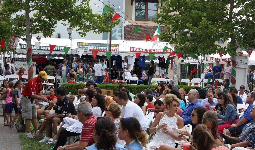 Free Admission To Festa Italiana Kansas City On The Cheap