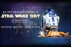 Star Wars Day at Zona Rosa