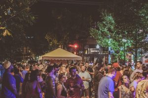Westport Block Party