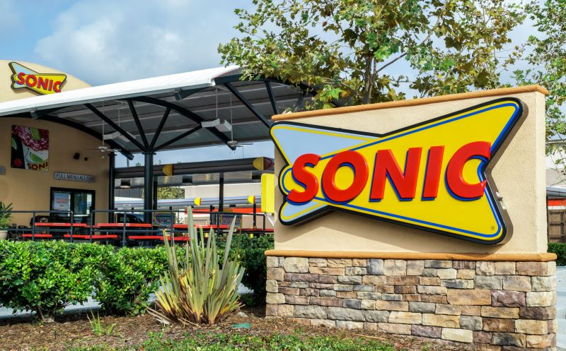 Sonic Drive-in sign