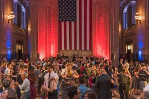 Advance Discount Tickets to USO-Style Swing at Union Station