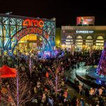 Legends Outlet Christmas Tree Light Show & Holiday Happenings