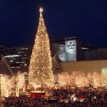 Mayor's Christmas Tree  at Crown Center
