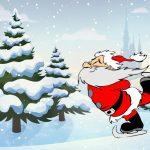 Ice Skate with Santa at Kansas City Ice Rinks