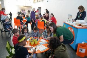 FREE Weekend Fun at Nelson-Atkins Museum