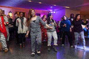 Pajama Jam at the Nelson-Atkins Museum