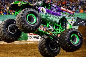 Discount Tickets to Monster Jam at Sprint Center