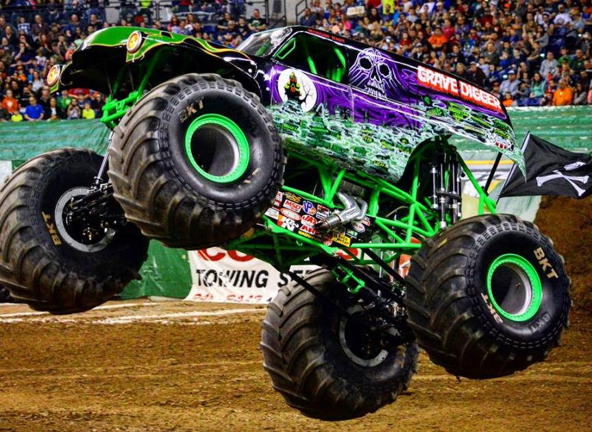 Monster jam coupon codes 2018